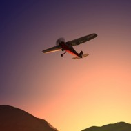 Night Qualification - learn to fly at night time