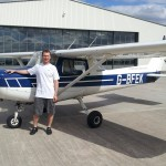 Alex Busby's First Solo