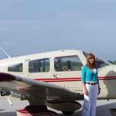 Carol's First Solo
