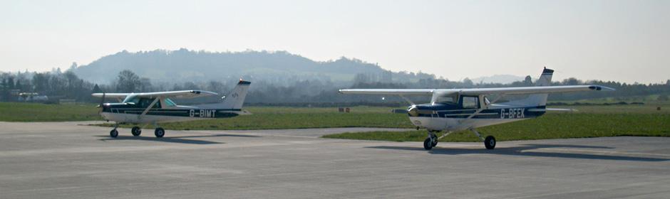Trial flights