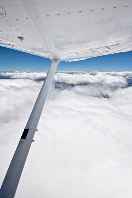 IMC Rating - learn to fly in the clouds or low visibility