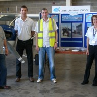 SFS @ airport open day