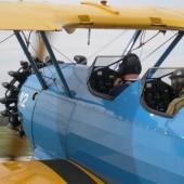 Stearman Vintage Biplane