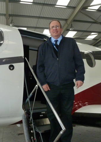 Dave Houghton Staverton Flying School Instructor